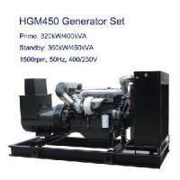 Quality Standby Power 400kw/500KVA Googol Generator Set for sale