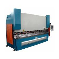 Buy cheap Automatic CNC hydraulic press brake bending machine for Pipe and tube 1250KN product