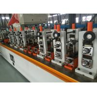 Buy cheap Stainless Steel Pipe Mill Machine High Frequency Welding CE BV Listed from wholesalers