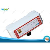 Quality PVC Line White CIJ Ink Anti Migration Communications Industry MSDS Approve for sale