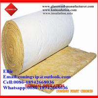 Buy cheap Glass wool with vinyl faced on one side product