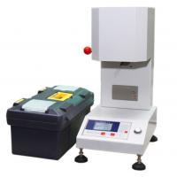 Buy cheap LCD MFI Rapid Heating Plastic Melt Flow Rate Meter Instrument Equipment product