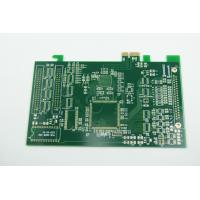 Buy cheap 24 Layer Double Sided Impedance Controlled PCB Board Fabrication product