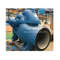 Buy cheap High Pressure Fire Fighting Pumps , Centrifugal Fire Pump Ductile Cast Iron Casing product