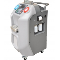 Buy cheap R134a AC Refrigerant Recovery Machine Automatic Garage Equipment product
