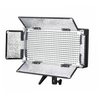 60 Degree Broadcast LED Pannel Light Daylight With Solid Metal Housing