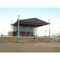 China Outdoor Event Big Show Concert Light Duty Project Truss With Tent on sale