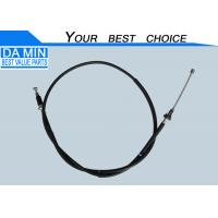 Quality ISUZU Emergency Brake Cable Auto Parts 2100 MM Long For TFR Custom Package for sale