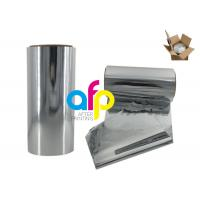 Buy cheap Silver Metalized Polyester Film 17 Micron - 25 Micron Thickness 3 Inch Core product