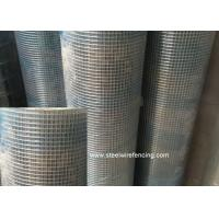 Buy cheap Animal Security Cages Welded Wire Mesh Rolls / Heavy Duty Wire Mesh Panels product