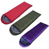 Buy cheap Blue / Red 3 Reasons Camping Sleeping Bag Nylon Fabric For Mountain Climbing product