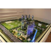 China High quality acrylic architectural building scale model for residential on sale