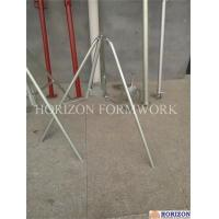 Buy cheap Removable Folding Tripod to Stand Post Shore in Slab Formwork Systems product
