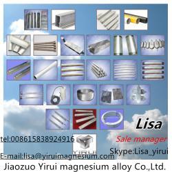Alliage Cie., Ltd de magnésium de Jiaozuo Yirui.