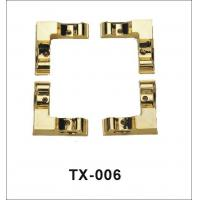 Buy cheap Decorative Funeral Fitting Coffin Bracket With PP Recycle Material product