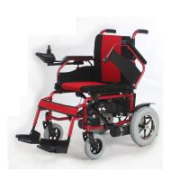 Handicapped Electric Wheelchair Rentals 6 Km H Max Speed Ce Rohs Certification 105977254