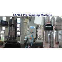 Buy cheap canex Auto winding machine for coated wire onto inner Core Moulds and Moulds product