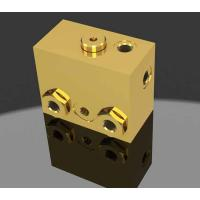 Buy cheap Proportional Solenoid Brake Release Directional Hydraulic Valve WYS-1H product