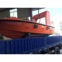 Buy cheap FRP Marine Fast Working Boat Outboard Inboard Engine Rescue Boat product