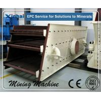 Buy cheap Wear - Resistant Circular Vibrating Screen Machine for Building Industry product