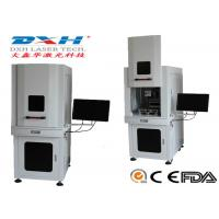 Buy cheap High Speed UV Laser Marking Machine With Motion System / Class 1 Enclosure product