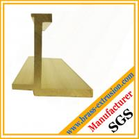 Buy cheap Chinese C38500 CuZn39Pb3  CuZn39Pb2 CW612N C37700  custom brass extrusion profiles manufacturer product