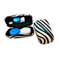 Buy cheap Digtal Printing Iron Contact Lens Case product