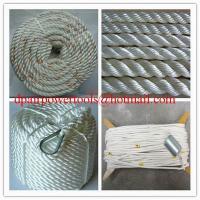 Buy cheap composite rope &Deenyma Rope,Core-coated rope& deenyma tow line product