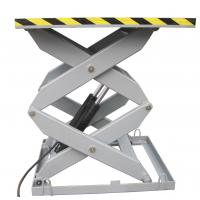3000Kg Fixed telescoping hydraulic scissor lift for Restaurant / Library