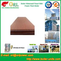 Buy cheap Condensing Gas Boiler Water Walls For Petrochemical Biomass Diesel Boiler Industry product