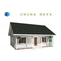 Buy cheap Low Carbon Residential Metal Building Kits , Contemporary Modular House Waterproof product