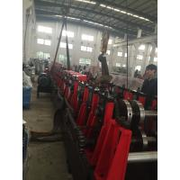 Buy cheap 3MM Q195-235 C Purlin Forming Machine With 18 Forming Roller Cold Bending Machine Steel Construction Area product
