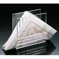 Quality Acrylic napkin holders/tray ​ ​ for sale