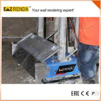 Buy cheap Clay Block House Cement Auto Sprayer Machine External Render Systems from wholesalers