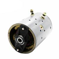 Buy cheap Electric Wheel Chair High Power Dc Motor 24V 2KW 3300Rpm With CCW Rotation product