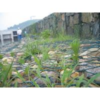 Buy cheap Low Carbon Galvanized Steel Wire Gabion Basket For Soil Retention product
