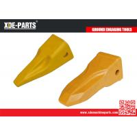 Buy cheap E320 E330 Excavator Casting Buckets Tooth&Adapter Steel Track Rock Bucket Teeth product