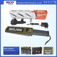 Buy cheap Portable High Sensitive Handheld Metal Detector Security Cheking For Station from wholesalers