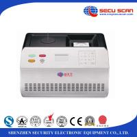 Buy cheap Dangerous  Bottles Liquid Scanner with high sensitivity for train stations and airports product