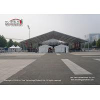 Buy cheap Commercial 2000 Sqm Outside Marquee Tent For Movable Sport Competition product
