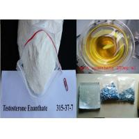 Buy cheap Healthy Testosterone Steroid Testosterone Enanthate Injectable Anabolic Steroid CAS 315-37-7 product