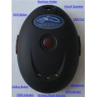 Buy cheap XT107 Mini GSM SMS GPRS GPS Tracker W/ SOS and Speaker & Microphone for 2-Way Phone Talk product