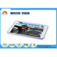 Buy cheap WT8750 Dual Core Android Tablet Android 4.4 2mp Front 5mp Back product