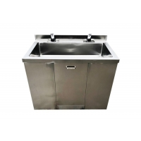 Buy cheap Stainless Steel 316 Double Sink Clean Room Equipments product
