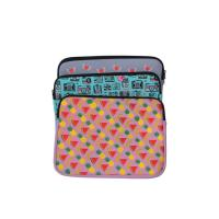Buy cheap Custom Made 15.6 Inch Neoprene Laptop Sleeve with Zipper for Sale. 3mm SBR Material. product