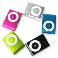 Buy cheap Windows 98, 2000, ME, XP Clip Style Portable Mp3 Player With Multi-sound Modes product