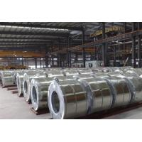 Buy cheap Spangle Chromated / Oiled JIS Hot Dipped Galvanized Steel Coils product