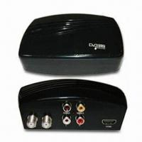 Buy cheap Mini HD FTA DVB-S2 Receiver with USB PVR, 950 to 2150MHz Frequency and HDMI Output product