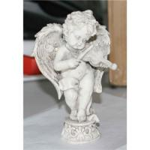 China Angel Polyresin Craft on sale