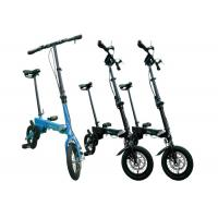 Popular Electric City Bicycle , 12 Inch Mini Folding Ladies Folding Bike